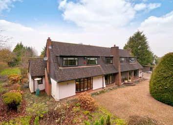 Thumbnail 5 bed detached house for sale in London Road, West Malling