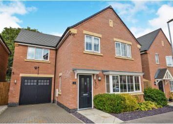 4 bed detached house for sale in Somerset Drive, Northampton NN5