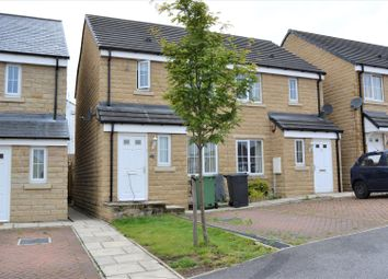 Thumbnail 2 bed semi-detached house for sale in Hops Drive, Huddersfield