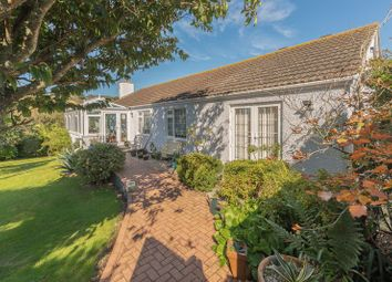Thumbnail 4 bed bungalow for sale in Parc Morrep, Praa Sands, Penzance