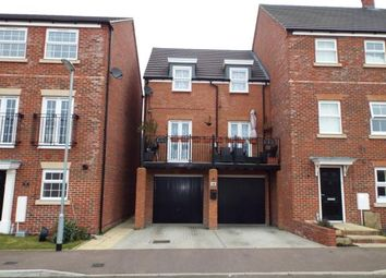 Thumbnail 3 bed end terrace house for sale in Limestone Grove, Houghton Regis, Dunstable, Bedfordshire