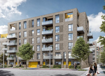 Thumbnail 2 bedroom flat for sale in The Village Square, West Parkside, Greenwich, London
