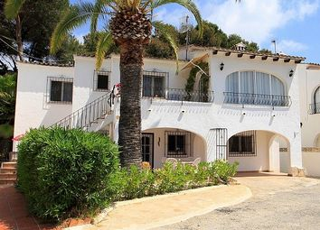Thumbnail 5 bed bungalow for sale in Moraira, Valencia, Spain