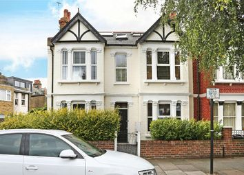 Thumbnail 3 bed maisonette for sale in Kent Road, Chiswick, London