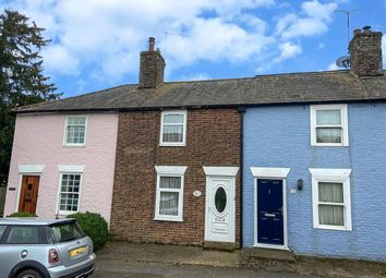 Thumbnail 2 bed cottage to rent in Walton Cottages, Sandwich Road, Eastry, Sandwich