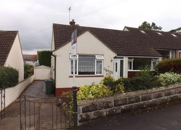 Thumbnail 2 bed bungalow for sale in Banwell, Weston Super Mare, Somerset