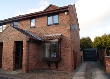Thumbnail 2 bed semi-detached house to rent in Fernleigh Court, Wakefield