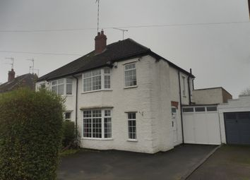 Thumbnail 3 bed semi-detached house for sale in Wainbody Avenue North, Green Lane, Coventry