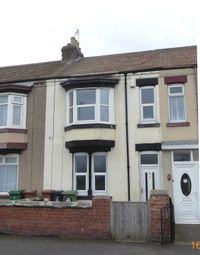 3 bed terraced house for sale in Earl Street, Headland, Hartlepool TS24