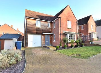 4 bed detached house for sale in Oldfield Road, Brockworth, Gloucester, Gloucestershire GL3