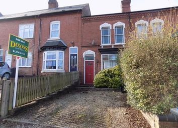 Thumbnail 2 bed terraced house for sale in Watford Road, Birmingham, West Midlands