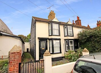 Thumbnail 2 bed terraced house to rent in Station Road, Burnham-On-Crouch