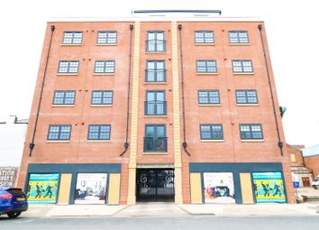 Thumbnail 2 bed flat for sale in Fruit Market, Hull