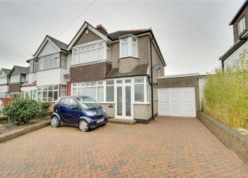 Thumbnail 3 bed semi-detached house for sale in Cambridge Gardens, Enfield