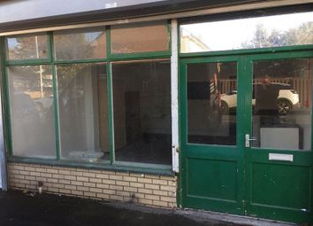 Thumbnail Retail premises to let in Alexandra Road, Newport