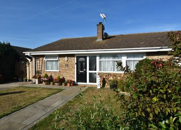 Thumbnail 3 bed semi-detached bungalow for sale in Marshall Crescent, Broadstairs