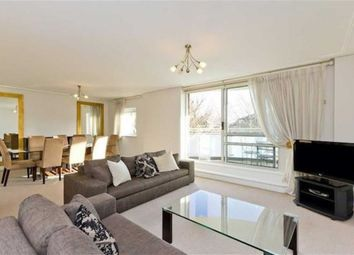 Thumbnail 3 bed flat to rent in Templar Court, St Johns Wood, London