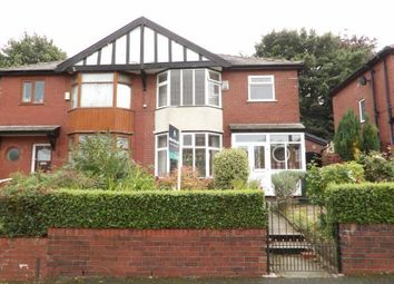 Thumbnail 3 bed semi-detached house for sale in St. Ethelberts Avenue, Bolton, Greater Manchester