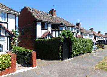 Thumbnail 4 bed semi-detached house for sale in Vivian Avenue, Wembley