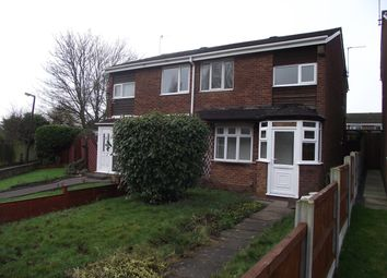 Thumbnail 3 bed semi-detached house to rent in Clopton Crescent, Bacons End, Birmingham