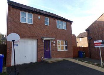 Thumbnail 4 bedroom detached house for sale in Blackshale Road, Mansfield Woodhouse, Nottingham, Nottinghamshire