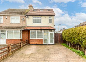 Thumbnail 3 bed semi-detached house for sale in Sevenoaks Way, Orpington, Kent