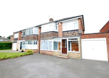 Thumbnail 3 bed semi-detached house to rent in Beechcroft Avenue, Gosforth