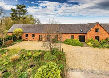 Thumbnail 4 bed barn conversion for sale in Cherrington Manor Court, Newport