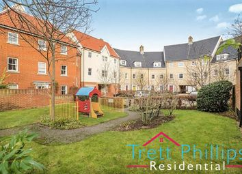 Thumbnail 2 bed flat for sale in Dyers Yard, Norwich