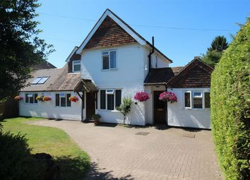 Thumbnail 4 bed detached house for sale in Anstey Lane, Alton