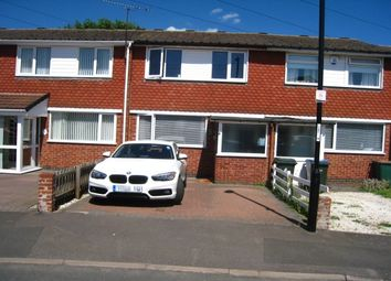 Thumbnail 2 bed terraced house for sale in Chesford Crescent, Aldermans Green, Coventry