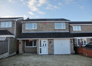 Thumbnail 3 bed detached house for sale in Romans Crescent, Coalville, Leicestershire