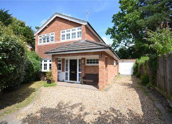 Westbury Close, Crowthorne, Berkshire RG45. 3 bed detached house