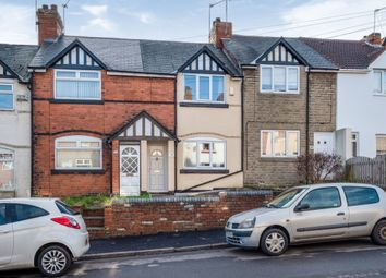 Thumbnail 2 bed terraced house for sale in Manvers Road, Beighton, Sheffield