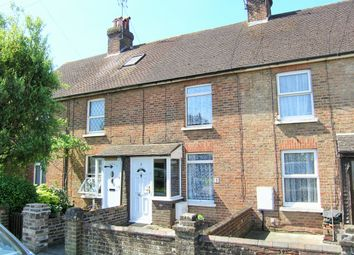 Thumbnail 2 bed terraced house for sale in Hawkswood Road, Hailsham