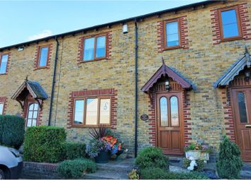 3 bed terraced house for sale in Wharf Lane, Rochester ME3