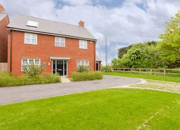 Thumbnail 4 bed detached house for sale in Wheeler Place, Buckingham