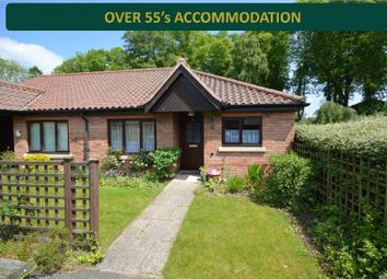 Thumbnail 2 bedroom bungalow for sale in Honeywell Close, Oadby, Leicester