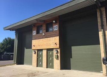 Thumbnail Warehouse to let in Unit 21-22, Miners Way, Aylesham, Kent