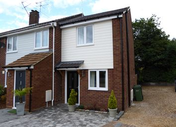 Thumbnail 1 bed semi-detached house to rent in Chiltern Road, Sandridge, St.Albans