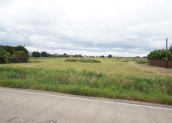 Thumbnail Land for sale in Whittlesey Road, Turves, Peterborough