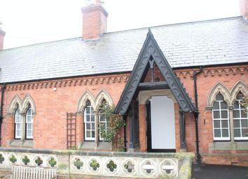 Thumbnail 2 bedroom semi-detached bungalow to rent in Wellington Street, Burton-On-Trent