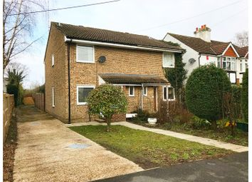 Thumbnail 3 bed semi-detached house for sale in Stanley Road, Carshalton Beeches