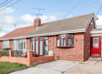 Thumbnail 2 bed semi-detached bungalow for sale in Wamburg Road, Canvey Island