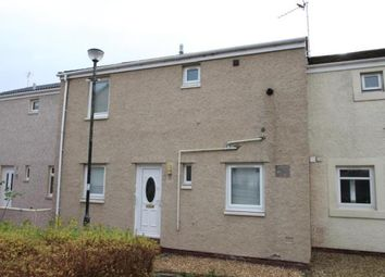 Thumbnail 3 bed terraced house for sale in Rigfoot, Girdle Toll, Irvine, North Ayrshire