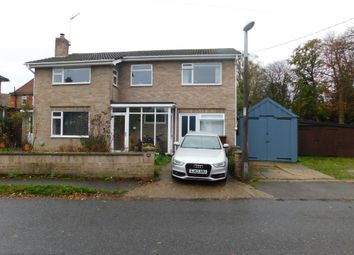 Thumbnail 3 bed detached house for sale in Unity Road, Stowmarket