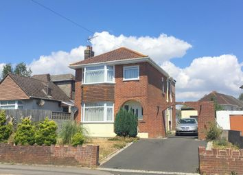 Thumbnail 3 bed detached house for sale in Rossmore Road, Parkstone, Poole