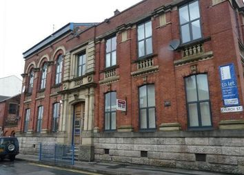 Thumbnail 1 bed flat to rent in Warrington House, Church Street, Ashton-Under-Lyne