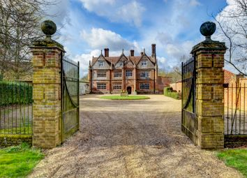 Thumbnail 7 bed detached house for sale in Hall Road, Wood Dalling, Norwich
