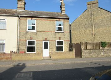 Thumbnail 2 bed end terrace house to rent in Salisbury Road, Lowestoft